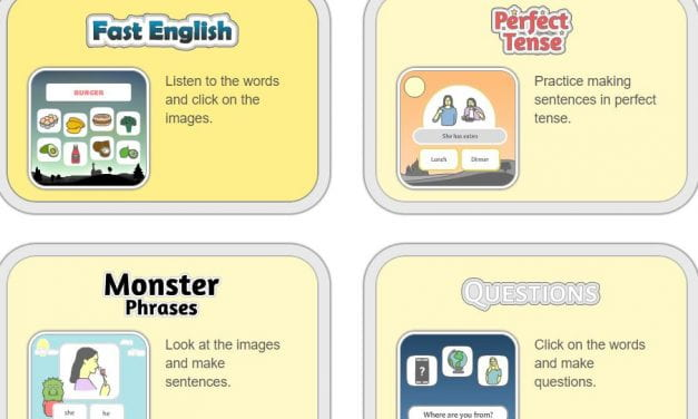 """""""Games To Learn English"""" Is A Neat (& Free) Site Where You Can Assign Games For Students To Play"""