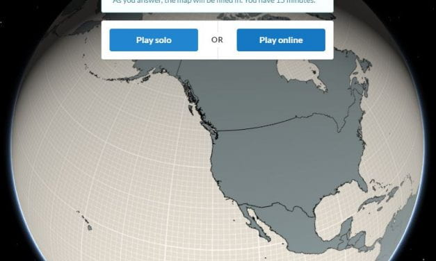 Two New Online Geography Games