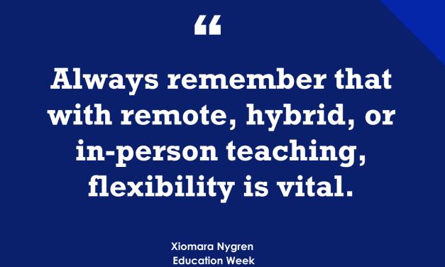 'Hybrid Teaching Is Multitasking to the Umpteenth Degree'