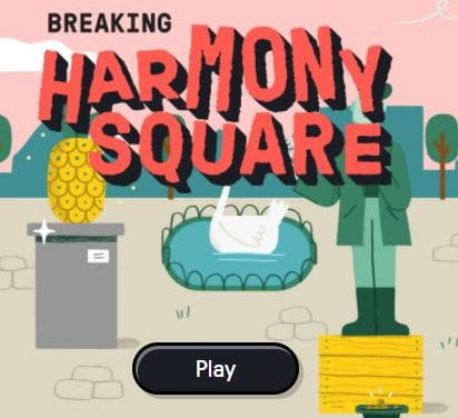 """""""Harmony Square"""" Is An Online Game Designed To Teach Teens About Disinformation"""