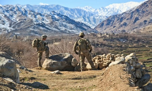 Two Accessible Multimedia Timelines Of The War In Afghanistan