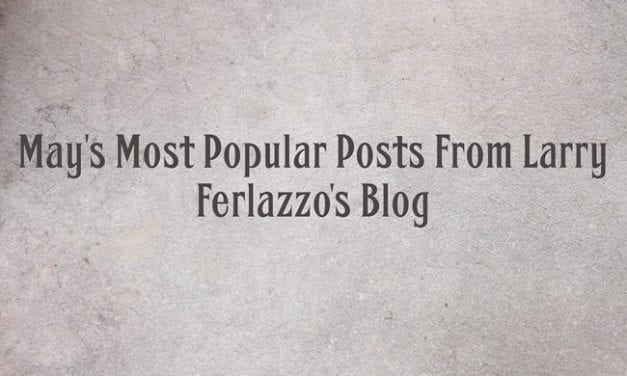 May's Most Popular Posts