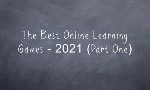 The Best Online Learning Games – 2021 (Part One)