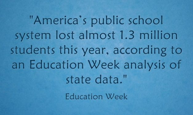"""Statistic Of The Day: """"More Than 1 Million Students Didn't Enroll During the Pandemic"""""""