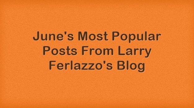 June's Most Popular Posts