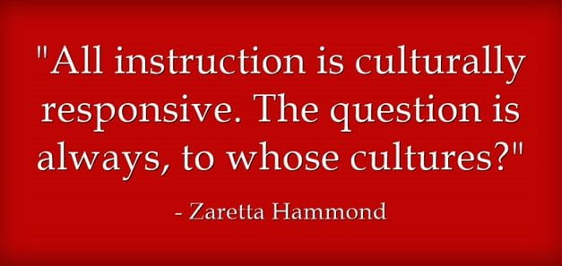 This Interview With Zaretta Hammond Is Well-Worth Your Time To Read/Listen To…