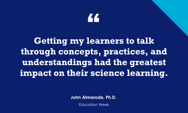 """""""Four Good Science Teaching Strategies & How to Use Them"""""""