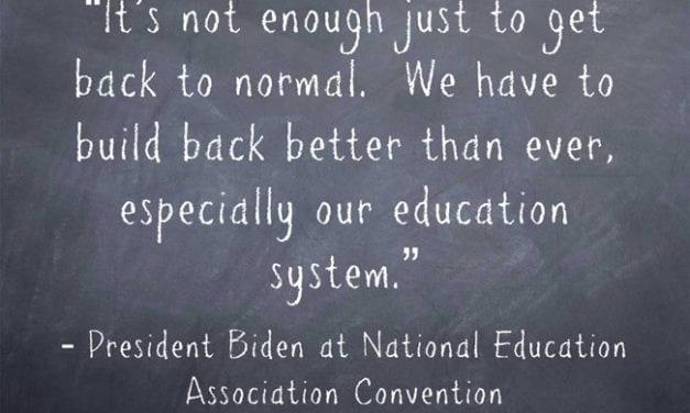 Video: Joe and Jill Biden at National Education Association Convention