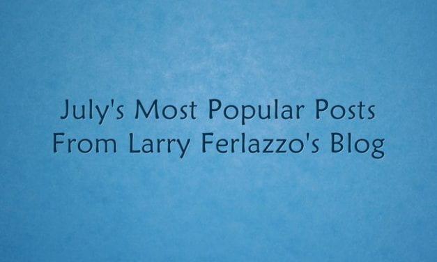 July's Most Popular Posts