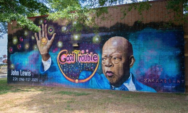 John Lewis Died On This Day One Year Ago – Here Are Teaching & Learning Resources About His Life