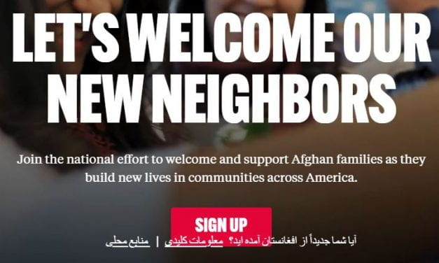 New Resources & Info About Supporting Afghan Refugees